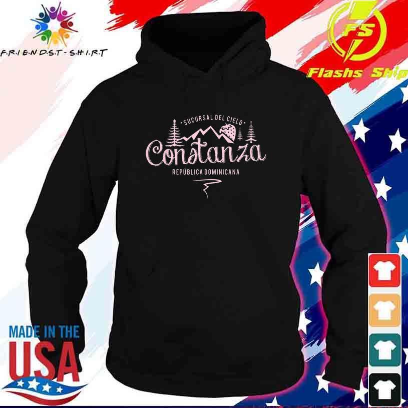 Constanza La Vega Dominican Republic Souvenir Shirt hoodie