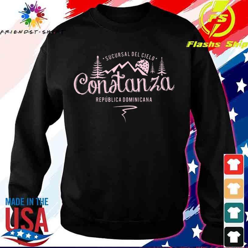 Constanza La Vega Dominican Republic Souvenir Shirt sweater