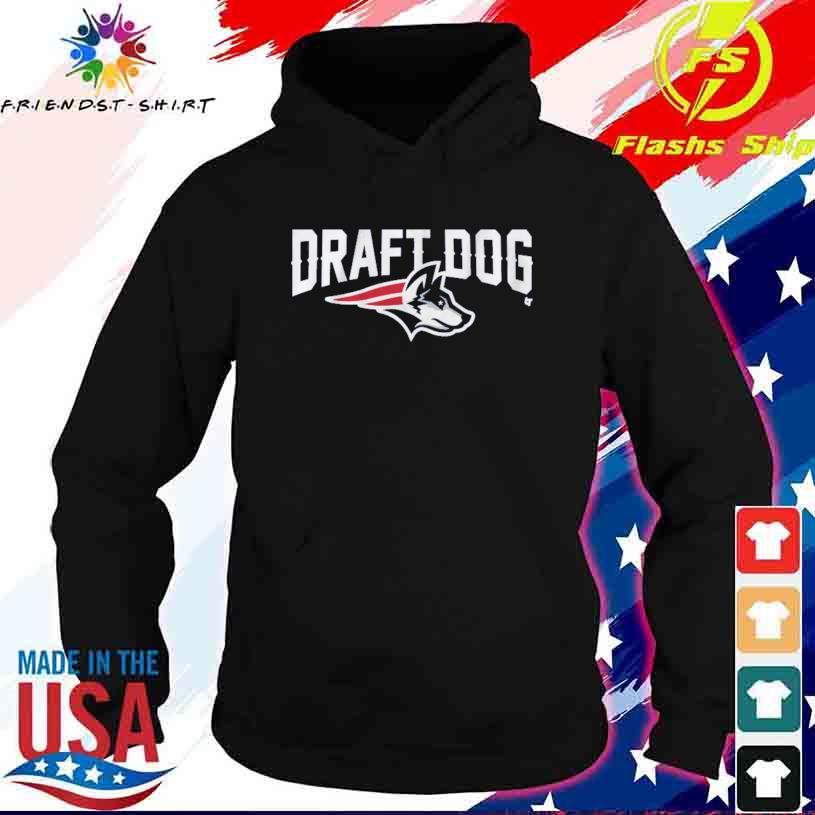 DRAFT DOG Shirt hoodie