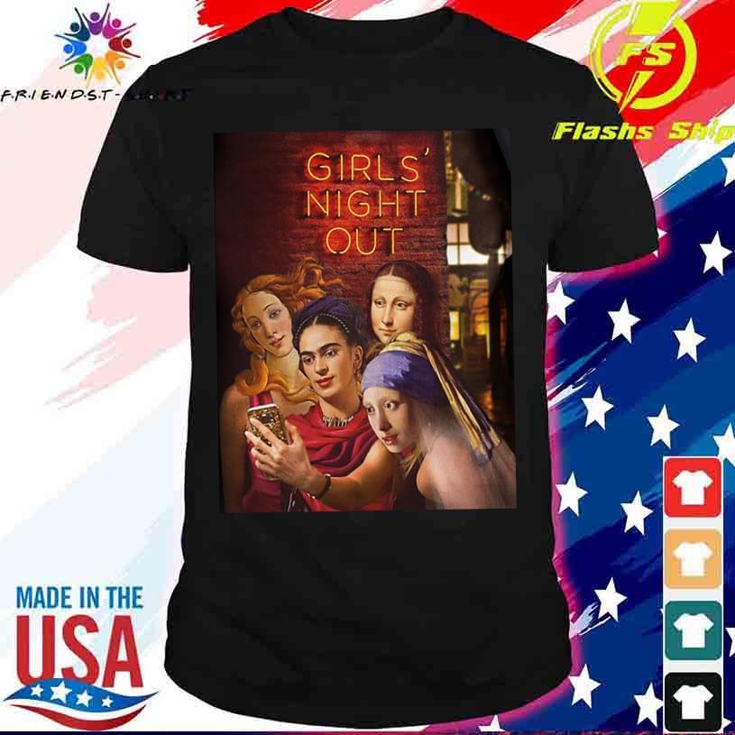 Girls night out shirt
