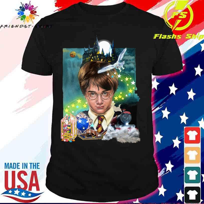 Harry Potter and wonderful view shirt
